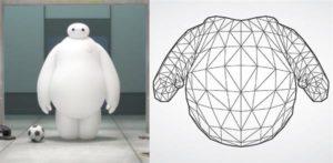 Η disney κατασκευάζει 3d printed ρομποτ, με τη βοήθεα του 3d